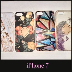 Accessories - Lot of iPhone 7 phone cases